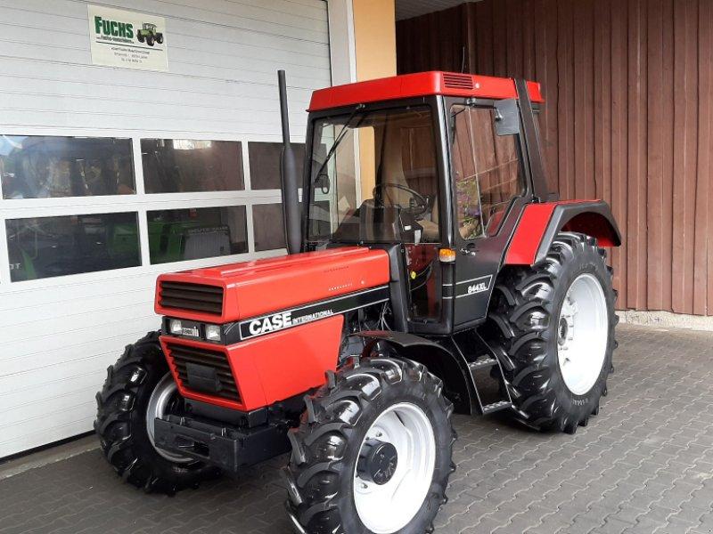 Traktor des Typs Case IH 844XL International mit original 1771 Bstd., Gebrauchtmaschine in Laaber (Bild 5)
