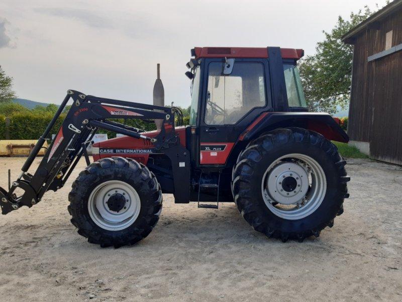 Traktor des Typs Case IH 844xl, Gebrauchtmaschine in Tröstau (Bild 1)
