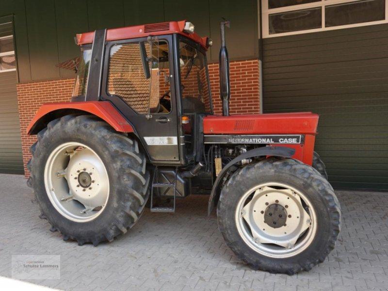 Traktor des Typs Case IH 856 XL 40 km/h, Gebrauchtmaschine in Borken (Bild 1)