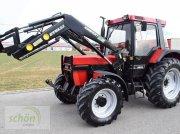 Case IH 856 XL mit 40 km/h-Zulassung, FH, FZ und Frontlader Traktor