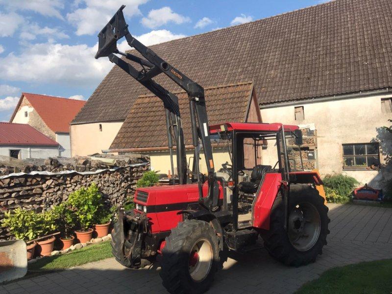 Traktor des Typs Case IH 933 AV, Gebrauchtmaschine in Nennslingen (Bild 1)