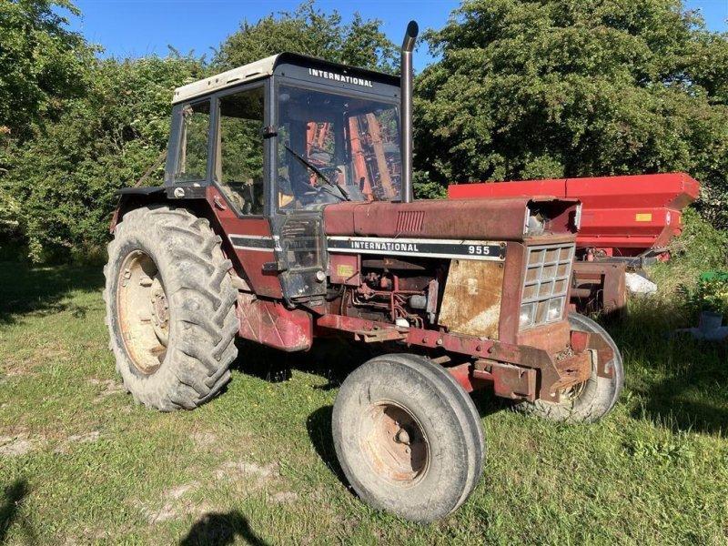 Traktor типа Case IH 955-2wd, Gebrauchtmaschine в Roskilde (Фотография 1)