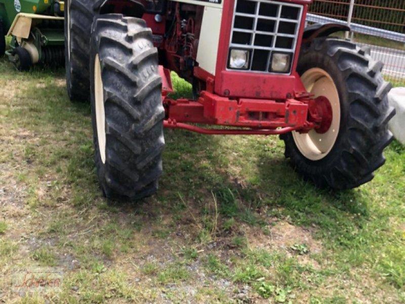 Traktor des Typs Case IH 955-A, Gebrauchtmaschine in Runkel-Ennerich (Bild 3)