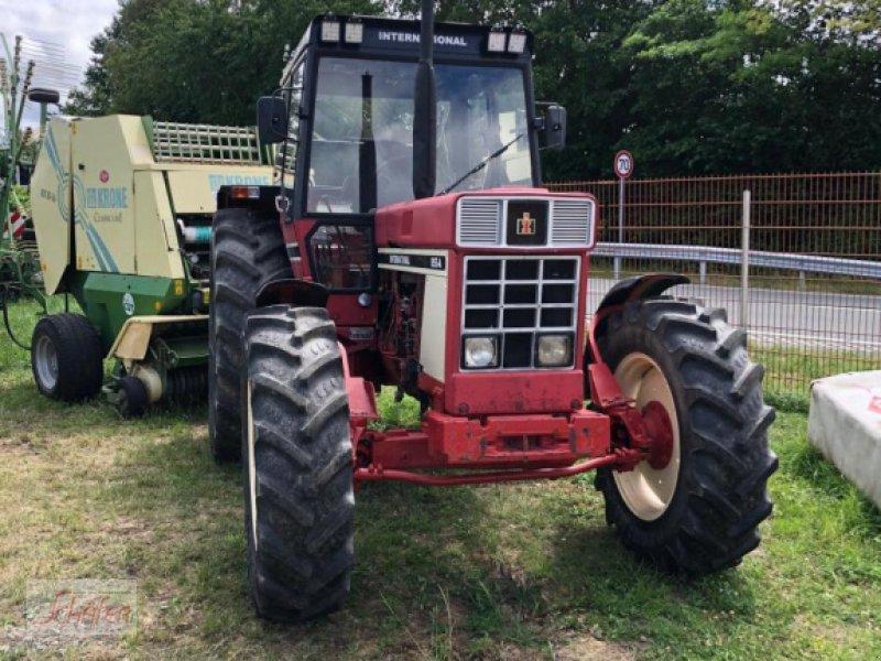 Traktor des Typs Case IH 955-A, Gebrauchtmaschine in Runkel-Ennerich (Bild 1)