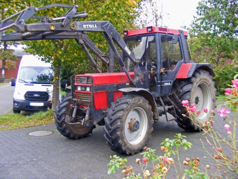 Traktor des Typs Case IH 956 Frontlader+Druckluft, Gebrauchtmaschine in Kutenholz (Bild 1)