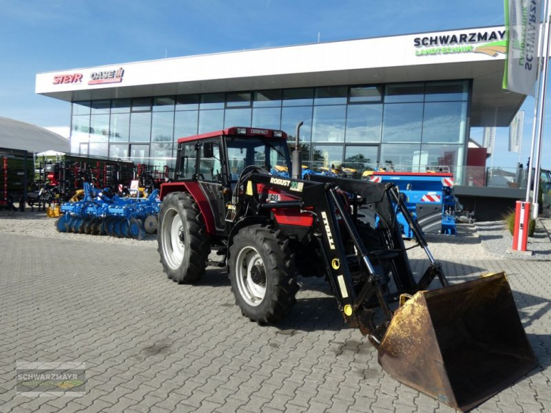 Traktor des Typs Case IH C55, Gebrauchtmaschine in Aurolzmünster (Bild 1)