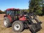 Traktor des Typs Case IH C64 + Frontlader в Schondra