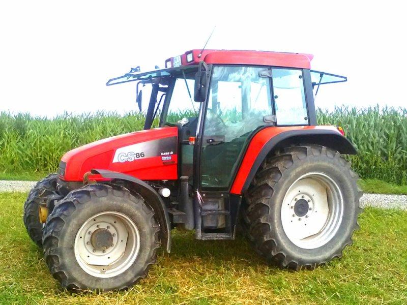 Traktor typu Case IH Case CS 86, Gebrauchtmaschine w Hawangen (Zdjęcie 1)