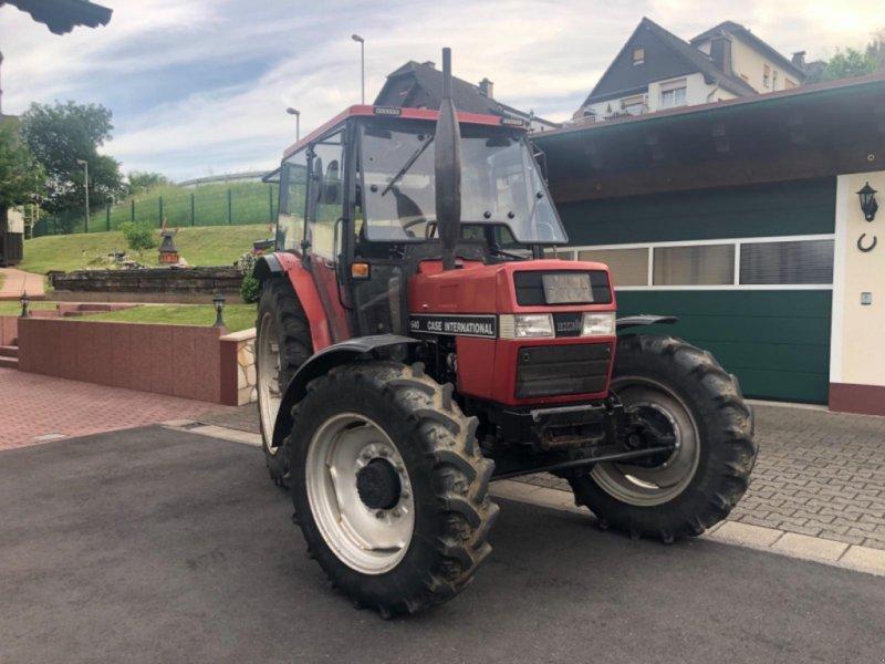 Traktor a típus Case IH Case IH IHC 640 Exklusiv Allrad wie 540 740 633 733 - Kabine - Servo - erst 4740 Std. - aus 1.Hand, Gebrauchtmaschine ekkor: Niedernhausen (Kép 1)