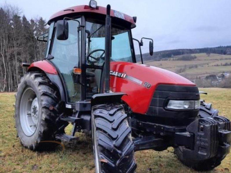 Traktor des Typs Case IH Case JX 90, Gebrauchtmaschine in Petersberg (Bild 1)