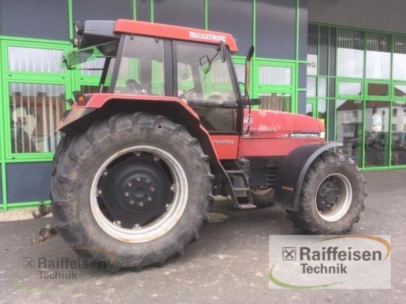 Traktor des Typs Case IH Case Maxxum 5140, Gebrauchtmaschine in Homberg/Efze (Bild 8)