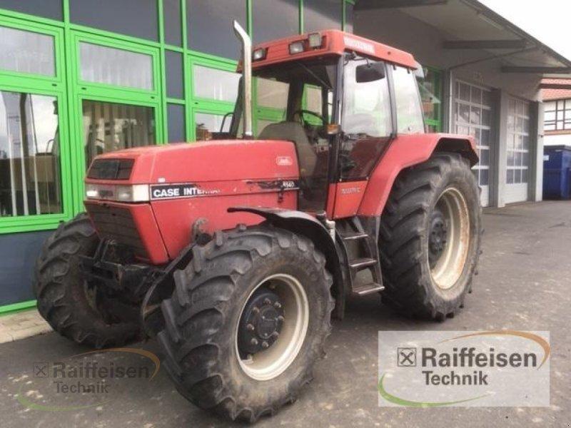 Traktor des Typs Case IH Case Maxxum 5140, Gebrauchtmaschine in Homberg/Efze (Bild 3)