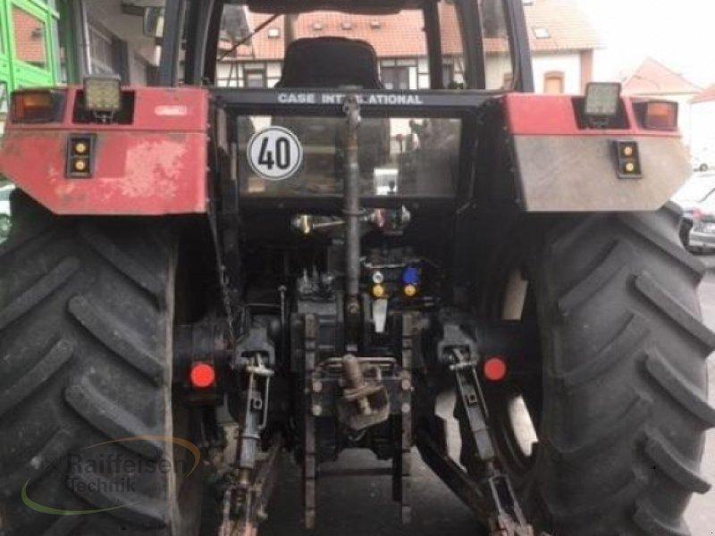 Traktor des Typs Case IH Case Maxxum 5140, Gebrauchtmaschine in Homberg/Efze (Bild 9)