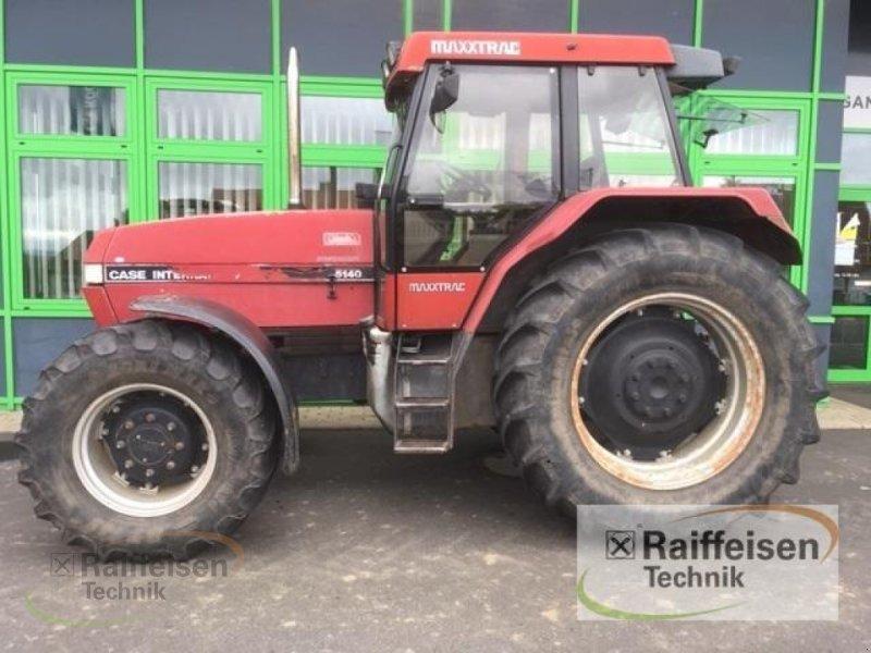 Traktor des Typs Case IH Case Maxxum 5140, Gebrauchtmaschine in Homberg/Efze (Bild 1)