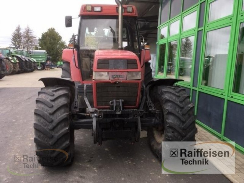 Traktor des Typs Case IH Case Maxxum 5140, Gebrauchtmaschine in Homberg/Efze (Bild 10)