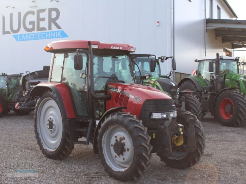 Traktor типа Case IH CS 105 Pro, Gebrauchtmaschine в Niederkappel (Фотография 1)