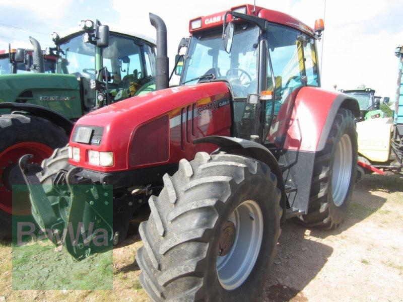 Traktor des Typs Case IH CS 110, Gebrauchtmaschine in Großweitzschen  (Bild 1)