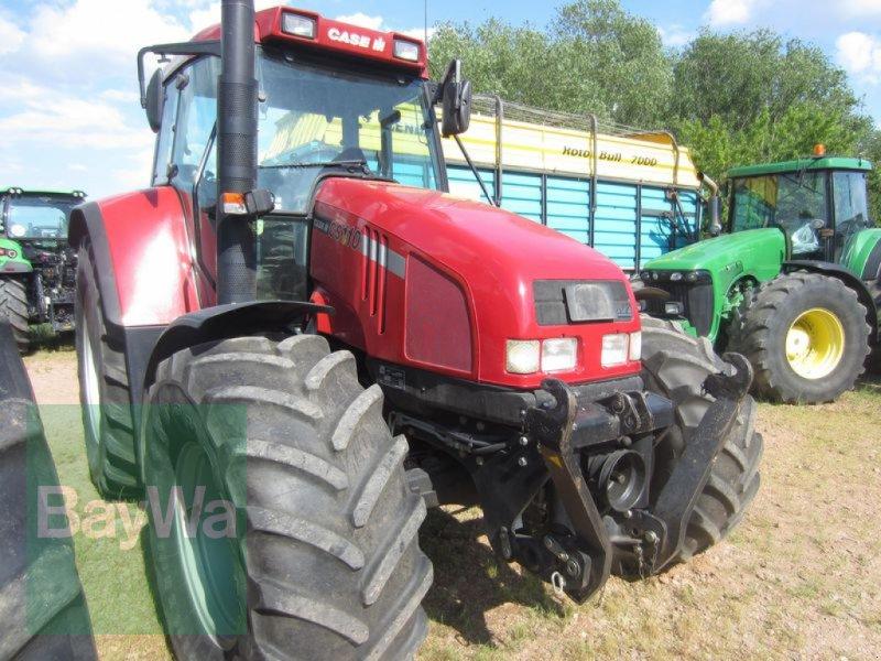 Traktor des Typs Case IH CS 110, Gebrauchtmaschine in Großweitzschen  (Bild 2)