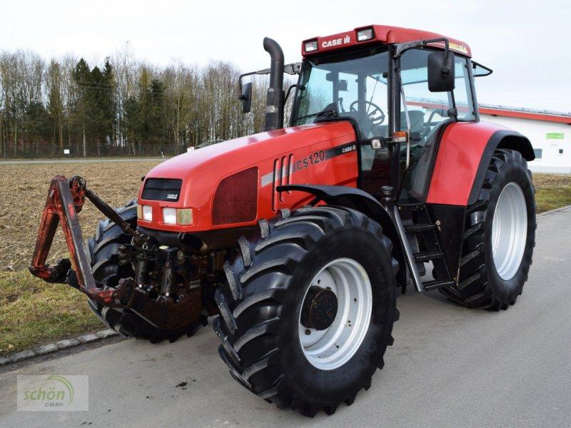Traktor des Typs Case IH CS 120 Super Six - aus erster Hand - das modifizierte Modell - für knapp 12.000 EUR Sachen gerichtet, Gebrauchtmaschine in Burgrieden (Bild 1)