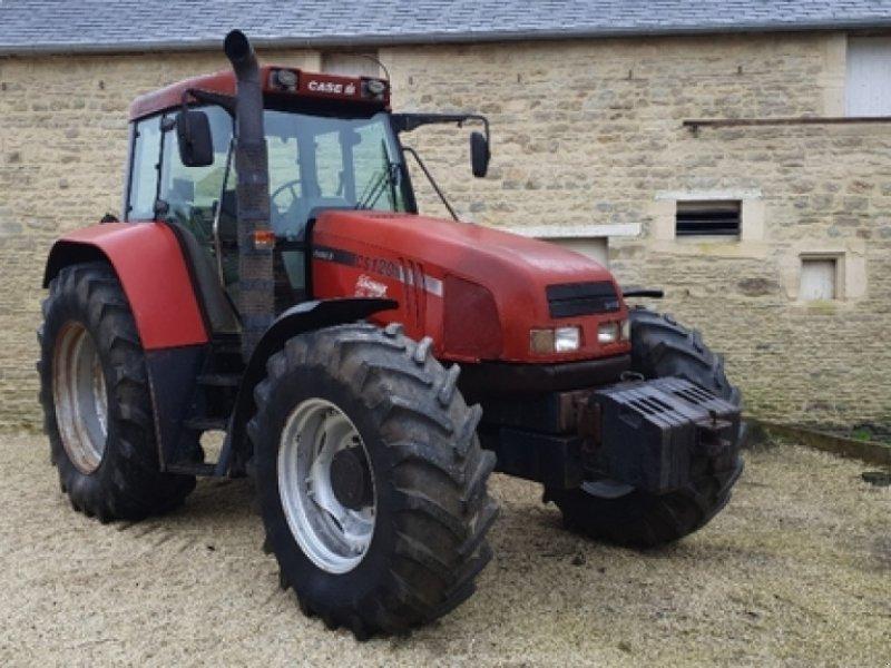 Traktor типа Case IH CS 120, Gebrauchtmaschine в DOMFRONT (Фотография 1)