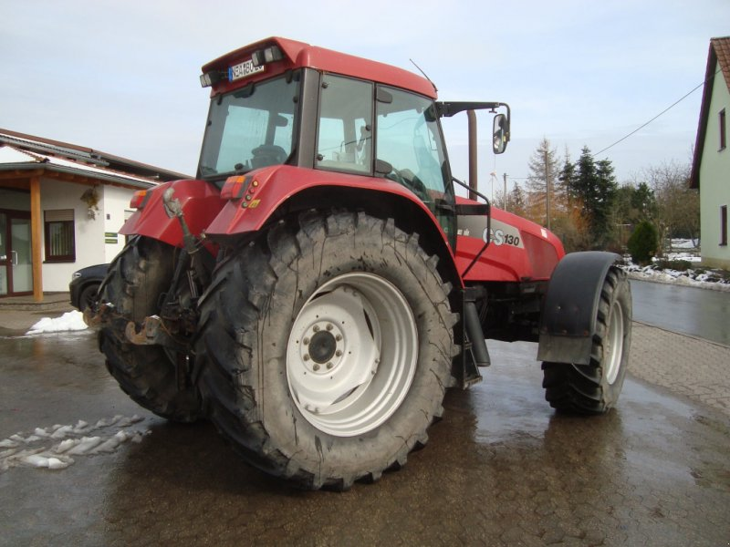 Traktor des Typs Case IH CS 130, Gebrauchtmaschine in Emskirchen (Bild 4)