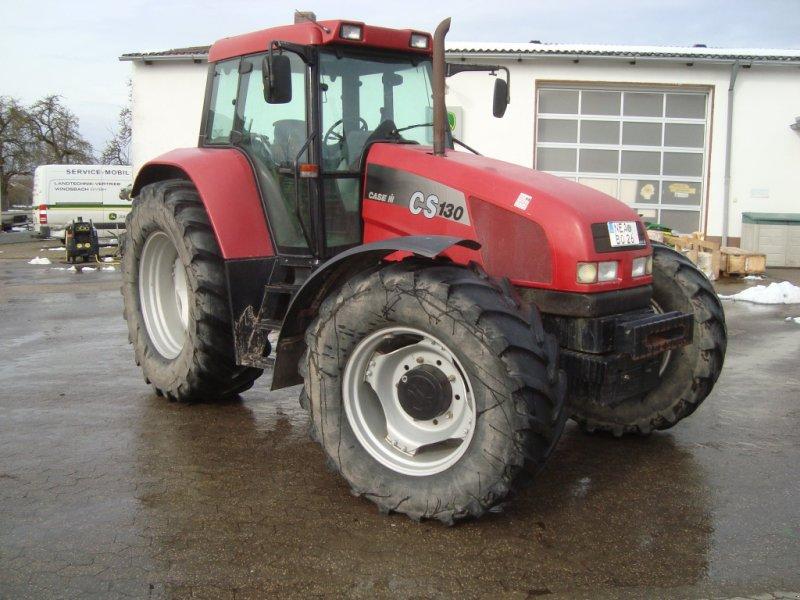 Traktor des Typs Case IH CS 130, Gebrauchtmaschine in Emskirchen (Bild 3)