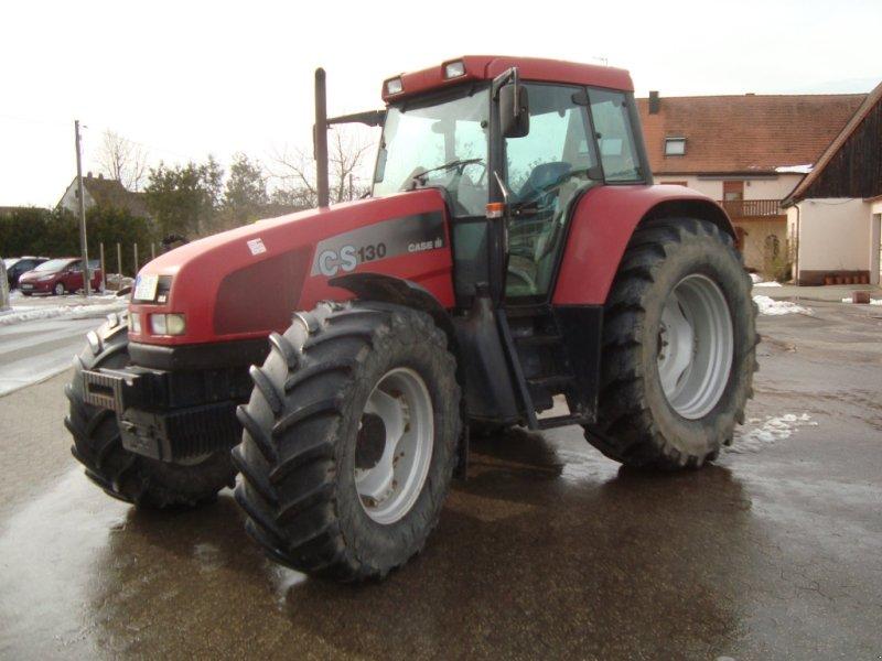 Traktor des Typs Case IH CS 130, Gebrauchtmaschine in Emskirchen (Bild 2)