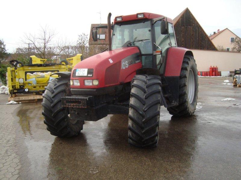 Traktor des Typs Case IH CS 130, Gebrauchtmaschine in Emskirchen (Bild 1)