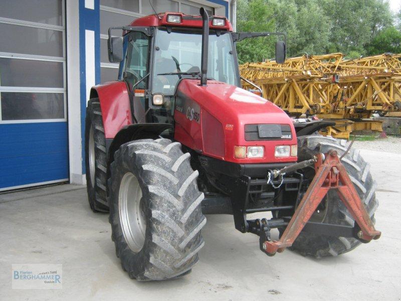Traktor des Typs Case IH CS 150, Gebrauchtmaschine in Söchtenau (Bild 1)