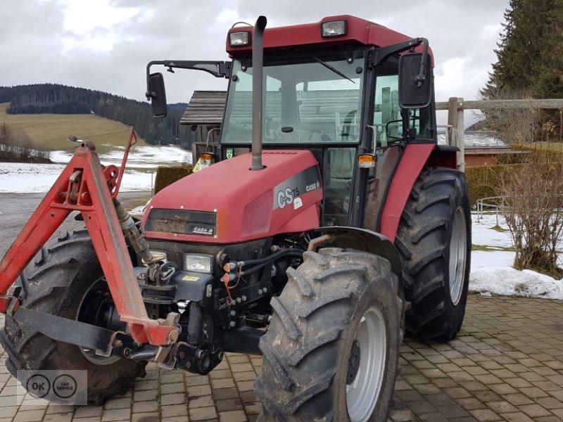 Traktor des Typs Case IH CS 75 A, Gebrauchtmaschine in Titisee-Neustadt (Bild 1)