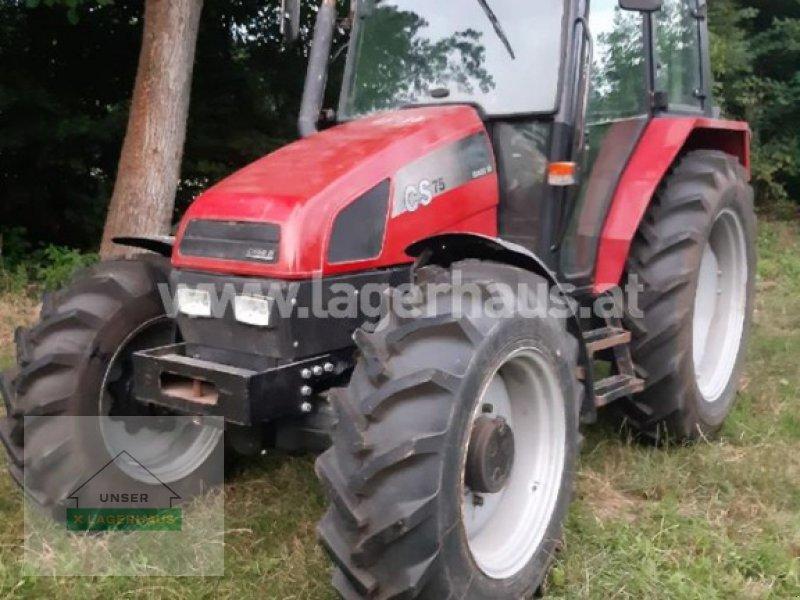 Traktor des Typs Case IH CS 75, Gebrauchtmaschine in Horitschon (Bild 1)