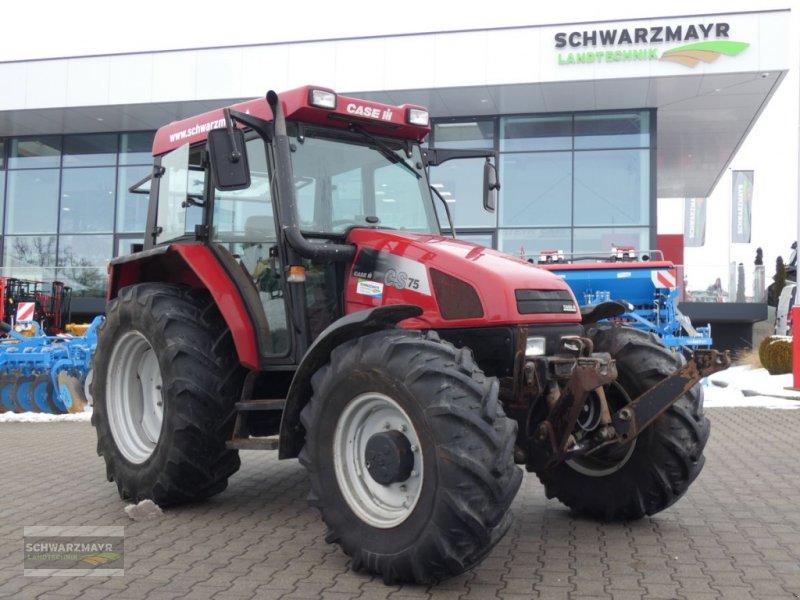 Traktor des Typs Case IH CS 75a Komfort, Gebrauchtmaschine in Aurolzmünster (Bild 1)