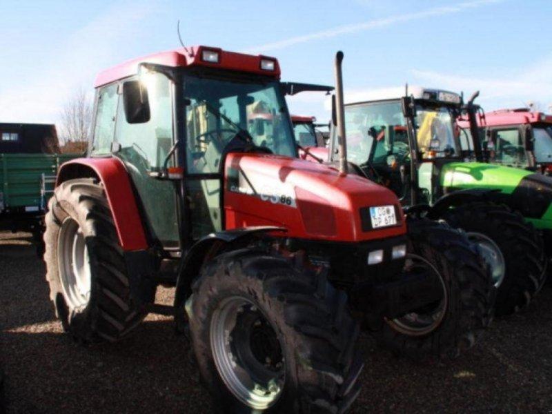 Traktor des Typs Case IH cs 86, Gebrauchtmaschine in GOTTENHEIM (Bild 1)