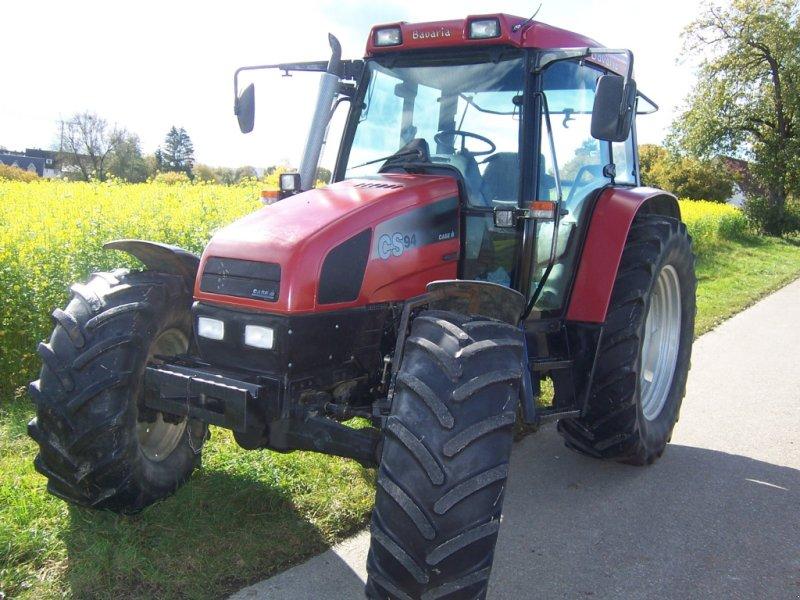 Traktor des Typs Case IH CS 94 Bavaria, Gebrauchtmaschine in Bad Schussenried (Bild 1)