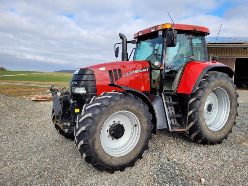 Traktor типа Case IH CVX 1155, Gebrauchtmaschine в Sulzfeld (Фотография 1)