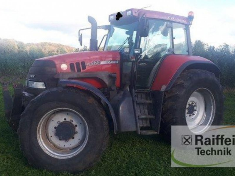 Traktor des Typs Case IH CVX 120, Gebrauchtmaschine in Eckernförde (Bild 1)