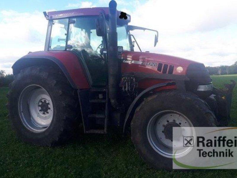 Traktor des Typs Case IH CVX 120, Gebrauchtmaschine in Eckernförde (Bild 6)