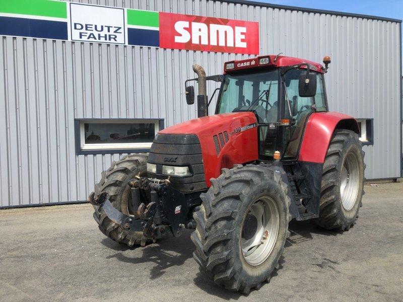 Traktor des Typs Case IH CVX 130, Gebrauchtmaschine in CEAUCE (Bild 1)