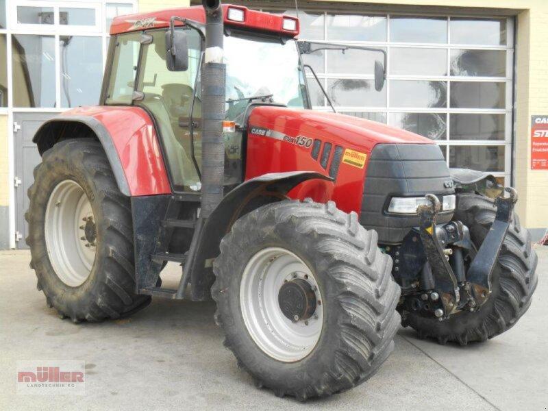 Traktor des Typs Case IH CVX 150, Gebrauchtmaschine in Holzhausen (Bild 8)