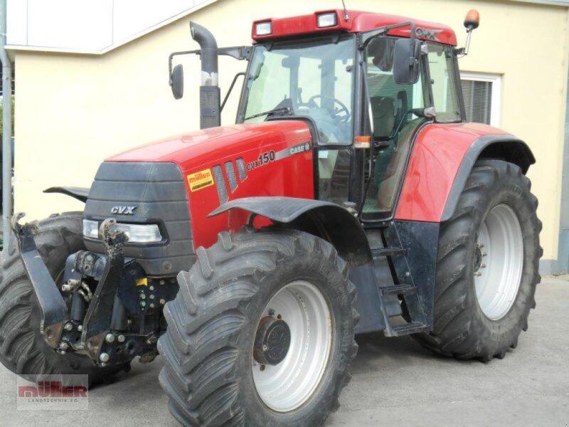 Traktor des Typs Case IH CVX 150, Gebrauchtmaschine in Holzhausen (Bild 2)