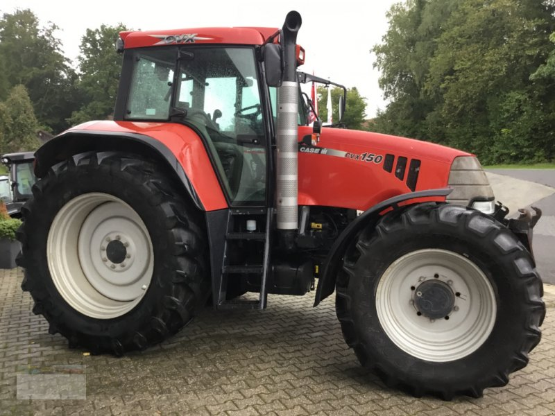 Traktor des Typs Case IH CVX 150, Gebrauchtmaschine in Fürsteneck (Bild 10)