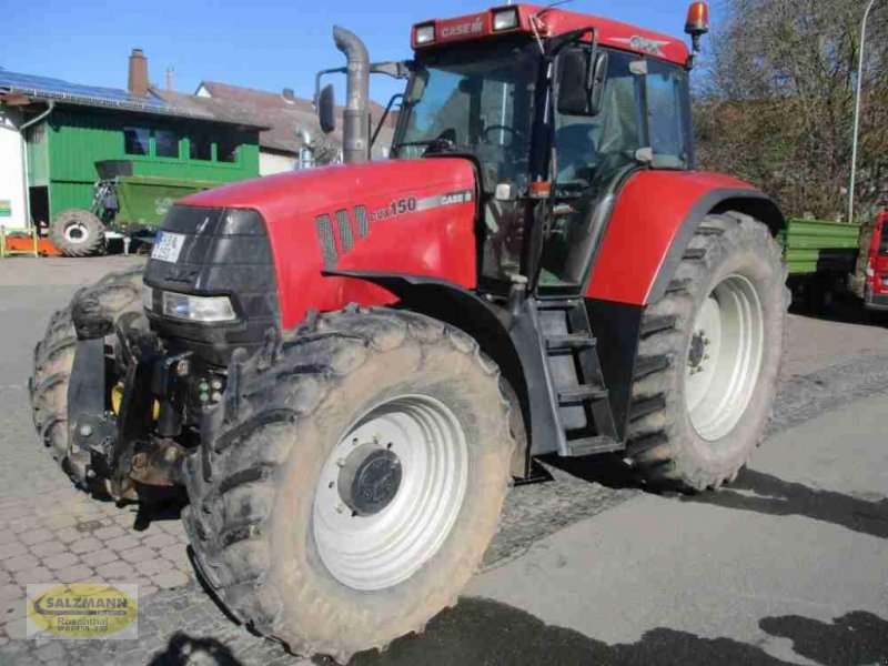 Traktor des Typs Case IH CVX 150, Gebrauchtmaschine in Rosenthal (Bild 1)