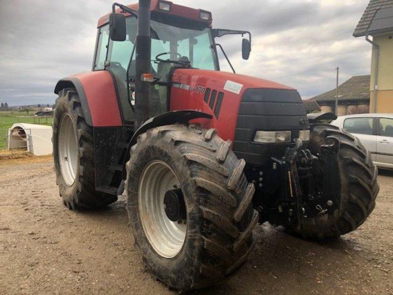 Traktor типа Case IH CVX 170, Gebrauchtmaschine в VOLGELSHEIM (Фотография 1)