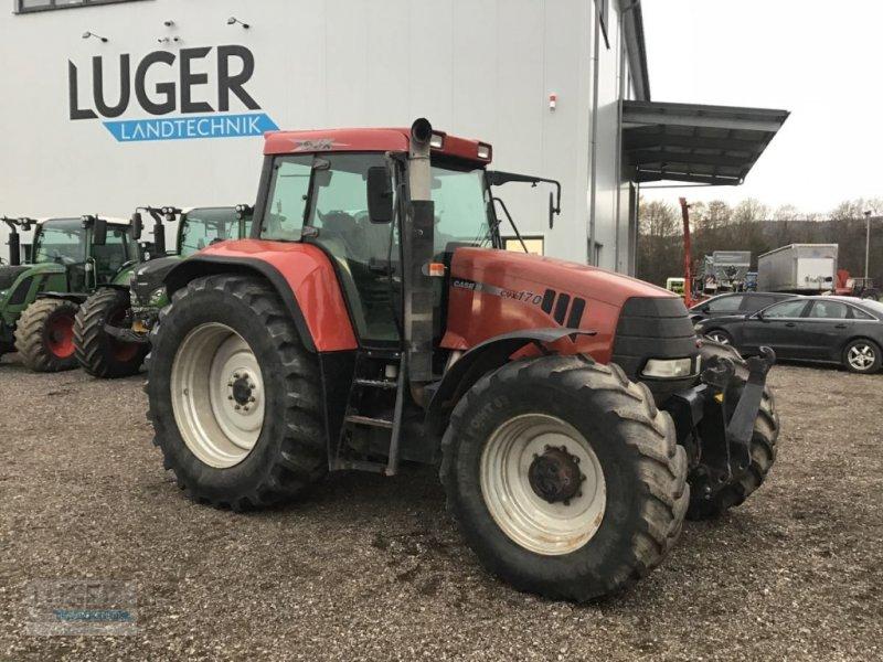 Traktor des Typs Case IH CVX 170, Gebrauchtmaschine in Putzleinsdorf (Bild 1)