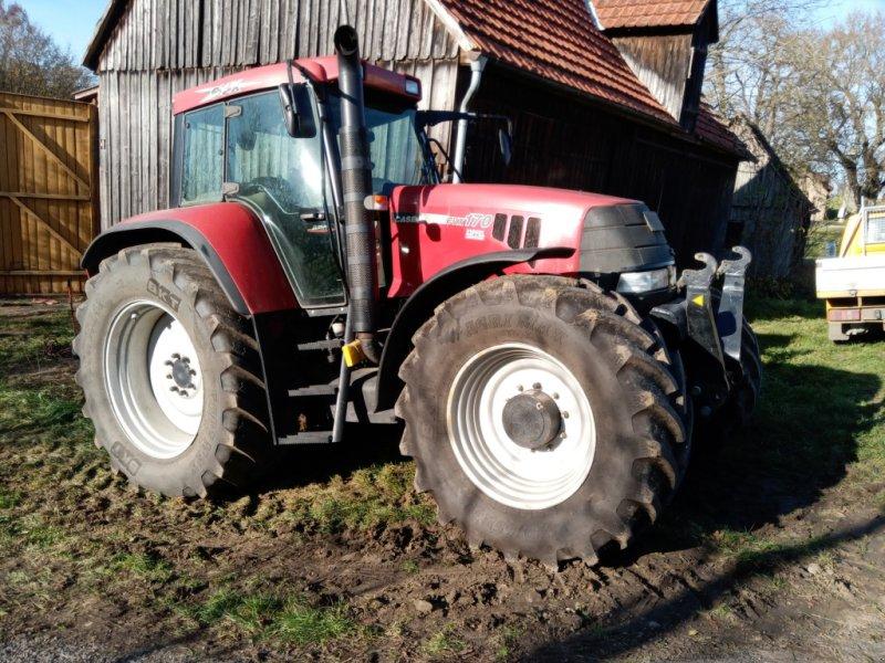 Traktor typu Case IH CVX 170, Gebrauchtmaschine v Creglingen (Obrázek 1)
