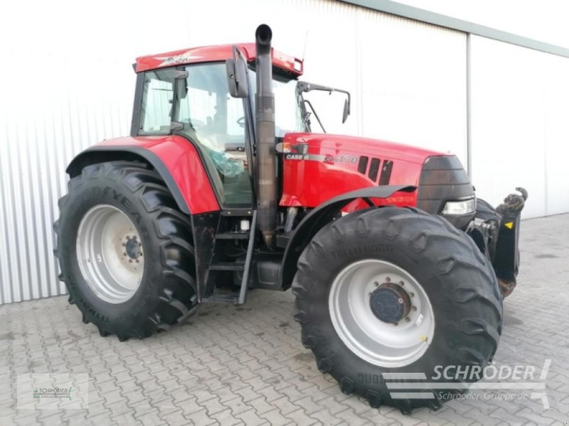 Traktor типа Case IH CVX 170, Gebrauchtmaschine в Wildeshausen (Фотография 1)