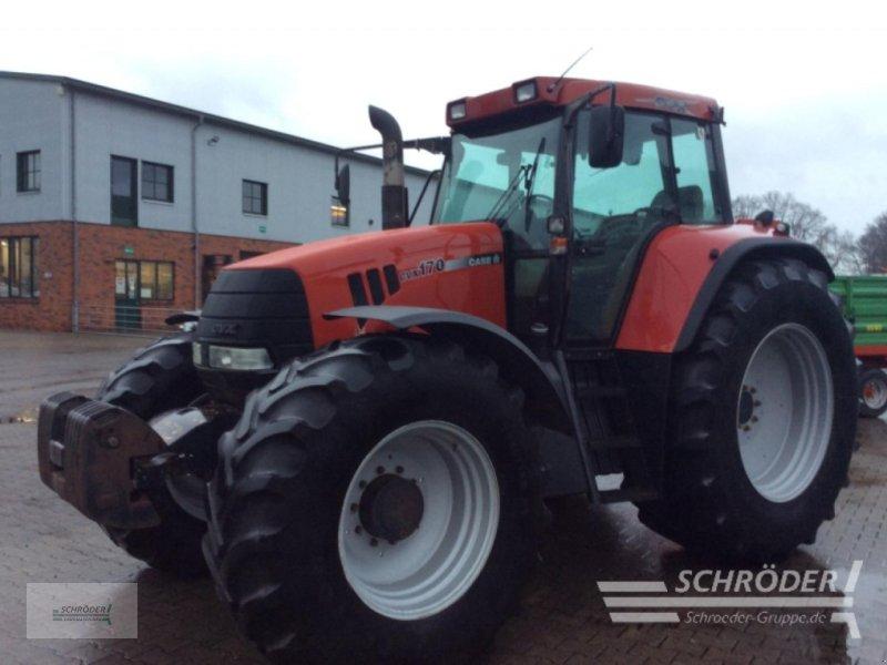 Traktor des Typs Case IH CVX 170, Gebrauchtmaschine in Westerstede (Bild 1)