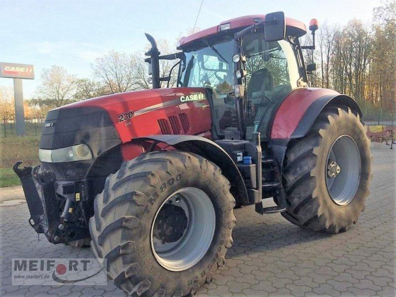 Traktor des Typs Case IH CVX 230 PROFI EP, Gebrauchtmaschine in Fahrenkrug (Bild 1)