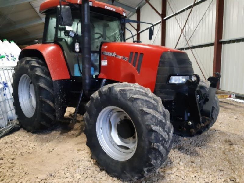 Traktor typu Case IH CVX140, Gebrauchtmaschine w ANTIGNY (Zdjęcie 1)