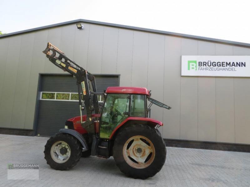 Traktor типа Case IH CX 100 mit Industriefrontlader, Gebrauchtmaschine в Meppen (Фотография 1)